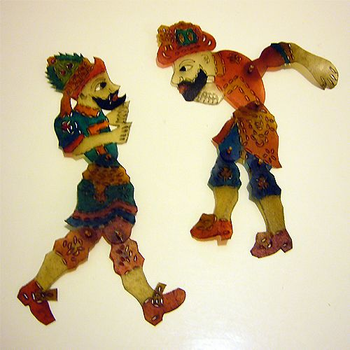 Marionetas turcas