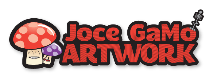 Joce GaMo Artwork