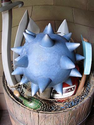 My Big Spikey Ball