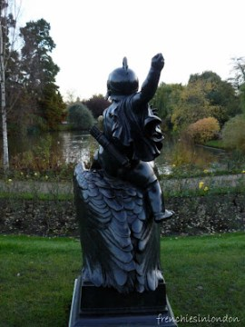 Visiter Londres sur les traces de Sherlock Holmes dans Regent's park 3