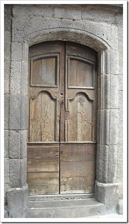 Door in Agde
