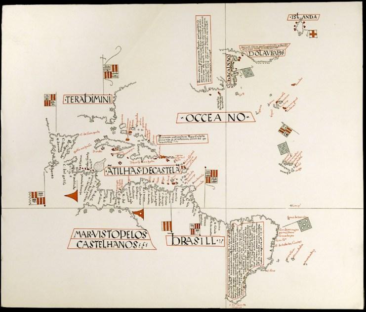 Resultado de imagen para Mapa de Jorge Reinel
