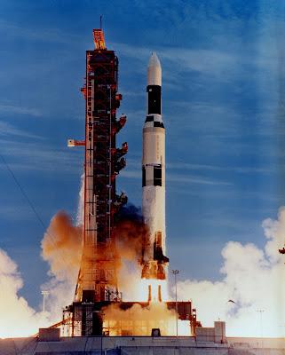 Skylab launch