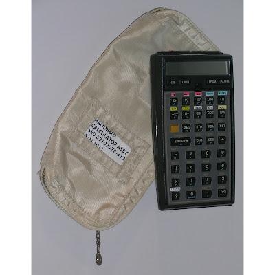 Customized HP-41, closer look