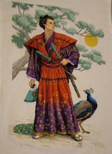 Samurai innamorato