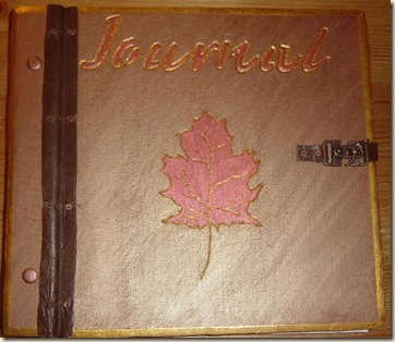 artist journal, fall 2 001