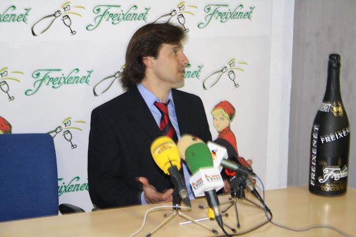 Alejandro Domínguez, entrenador del Reus