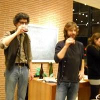 Art critic_Cesare Pietroiusti, Jacopo Seri, Filipa Ramos - Una lezione (Fluxus Biennal/After Fluxus)