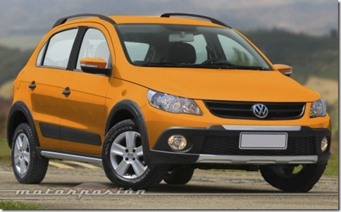 Volkswagen-Gol-Rallye