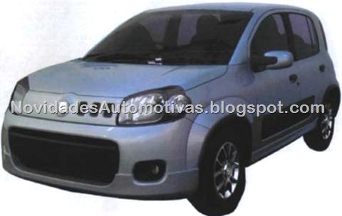 Uno Sporting 2 -  Novidades Auto (2)