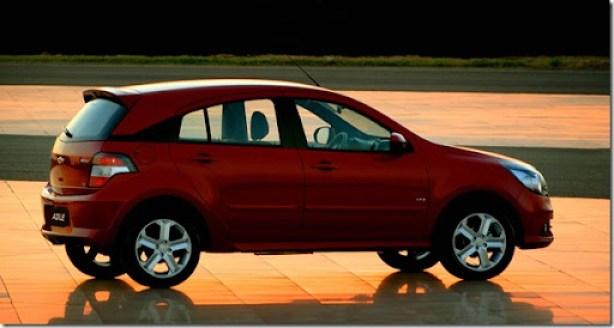 Chevrolet Agile Sport 2010