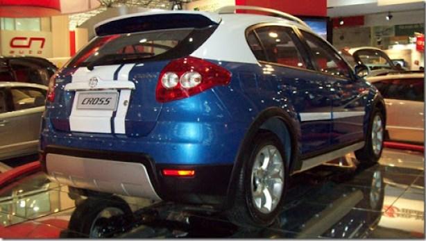 Brilliance Salão do Automóvel 2010 (3)