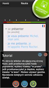 FISZKI Francuski Konwersacje screenshot 2