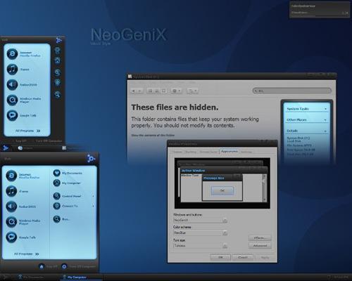 NeoGeniX_by_dobee