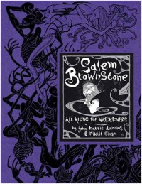 Salem Brownstone All Along the Watchtowers