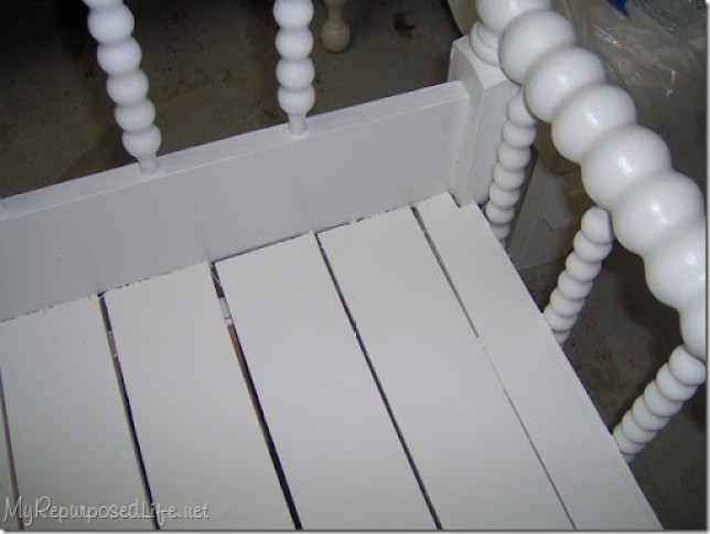 headboard bench seat