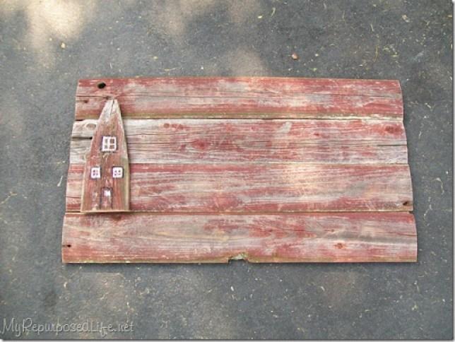 rustic sign 1