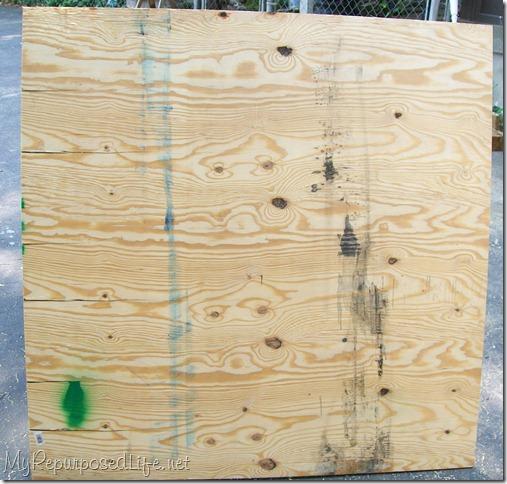 cull bin plywood