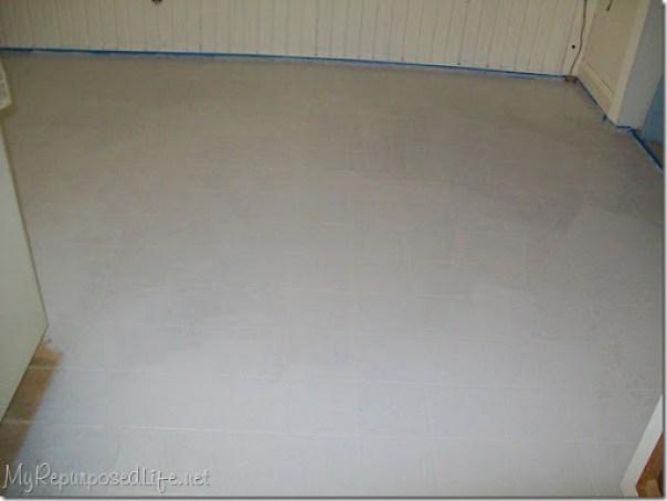 primer vinyl flooring