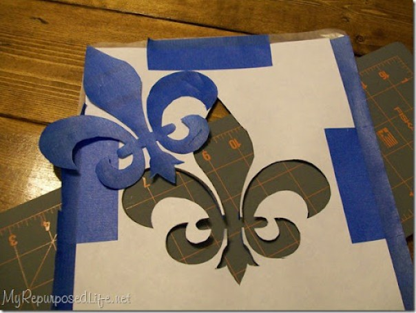 scotch blue stenciling (2)