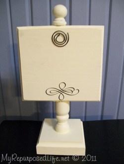 photo display stand