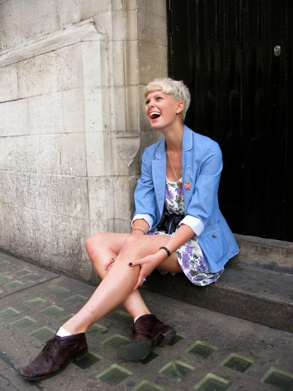 What To Wear With A Pixie Cut 5 Feet Of Style