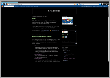 Enticing Screenshot