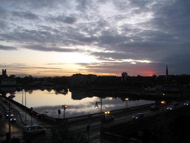 Sunrise at Limerick