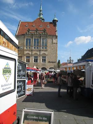 Friday morning market
