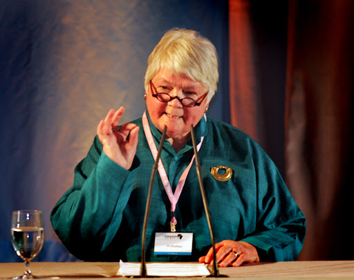 Jill Sheffield - Women Deliver