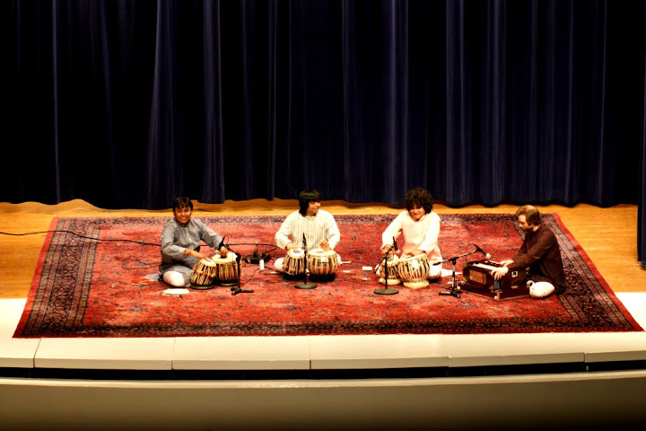Tabla Ecstasy in Charlotte