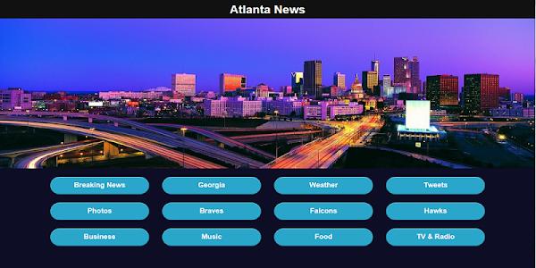 Atlanta News screenshot 3