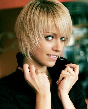 Cute short bob hairstyles 2010