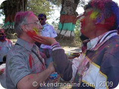 holi-played by old
