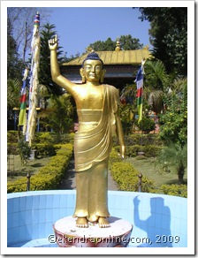 buddha finger up: click to zoom, new window