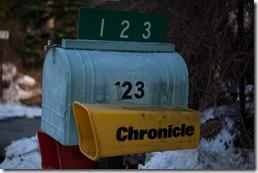 Classic CT Mailbox