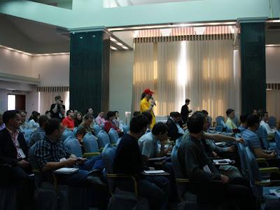 Доклады на конференции ISDEF Spring 2010