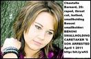 Barnard Chantelle 20 raped throat slid then bathed by black caretaker Benoni smallholding