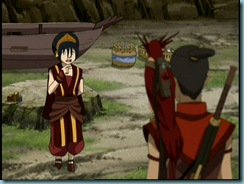 toph s fire nation disguise costume crazy
