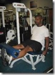 exercícios de perna 8