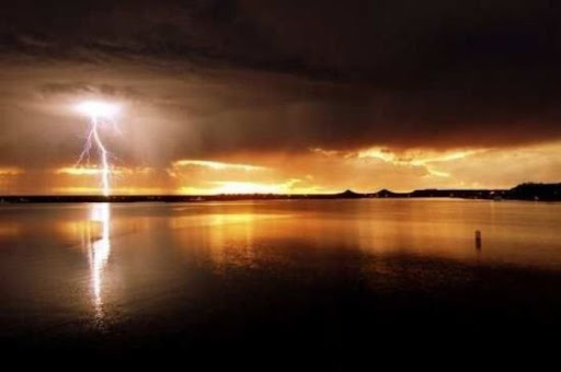 Catatumbo River lightning