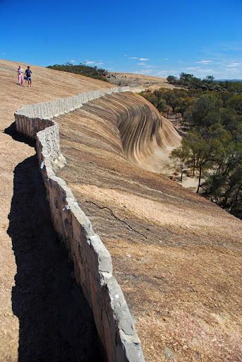 Wave Rock At Hyden Australia Amusing Planet