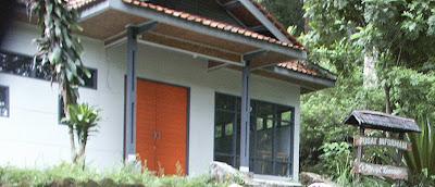 Pusat Informasi setelah di renovasi