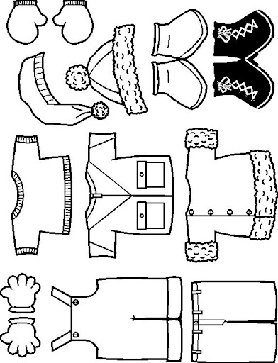 Image Result For Clothes Sorting Worksheet