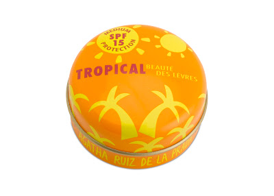 Kalastyle Agatha Ruiz de la Prada Tropical lip balm with SPF 15