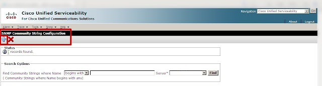 Check the Cisco CallManager and CallManager Express (=> 6