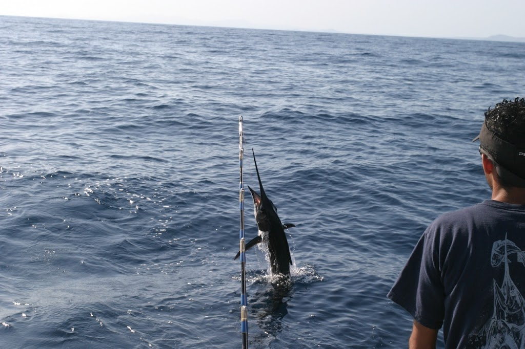 The best fishing in the world.