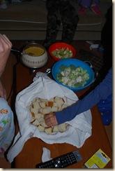 fondue supper