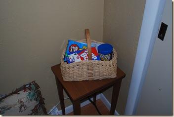 card basket
