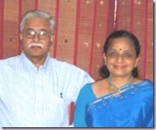 GV and Jyoti 2008